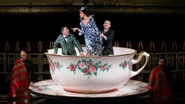Ópera Actual premia a la Escuela Reina Sofía