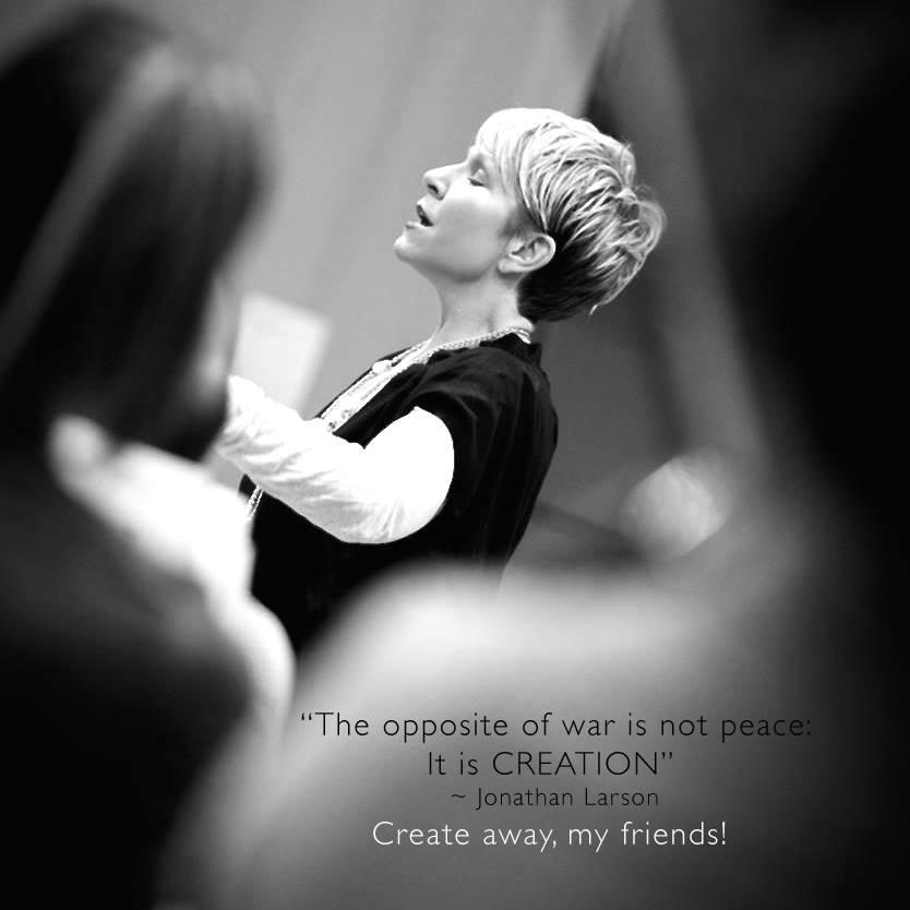 Joyce DiDonato: Cómo encontrar paz en el caos