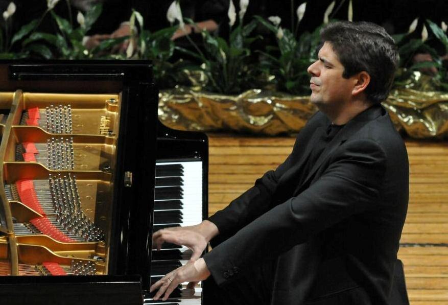 Perianes con la Filarmónica de Viena en Madrid