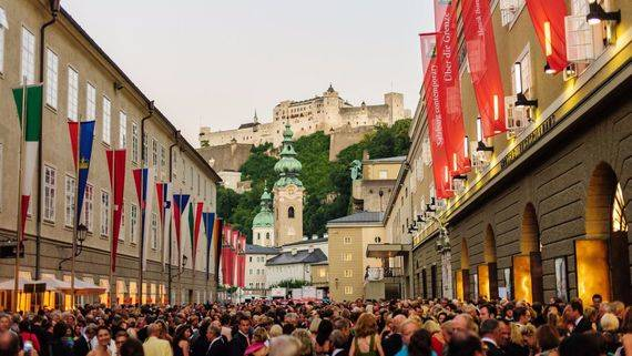El Festival de Salzburgo saca sus entradas a la venta