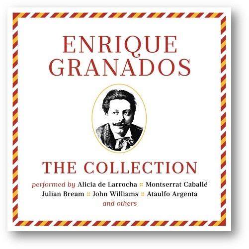 Reseña de cd: Granados, The Collection. Sony