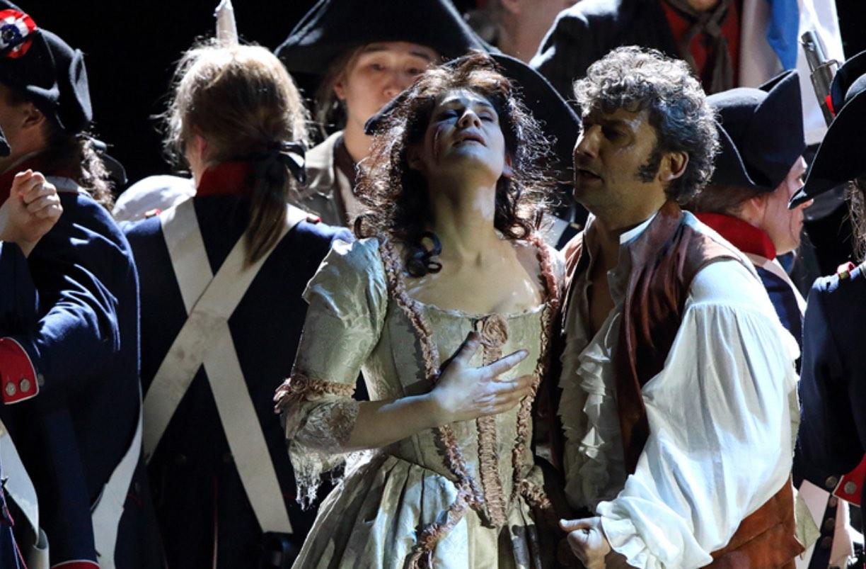 Con Anja Harteros la ópera debería titularse Maddalena di Coigny