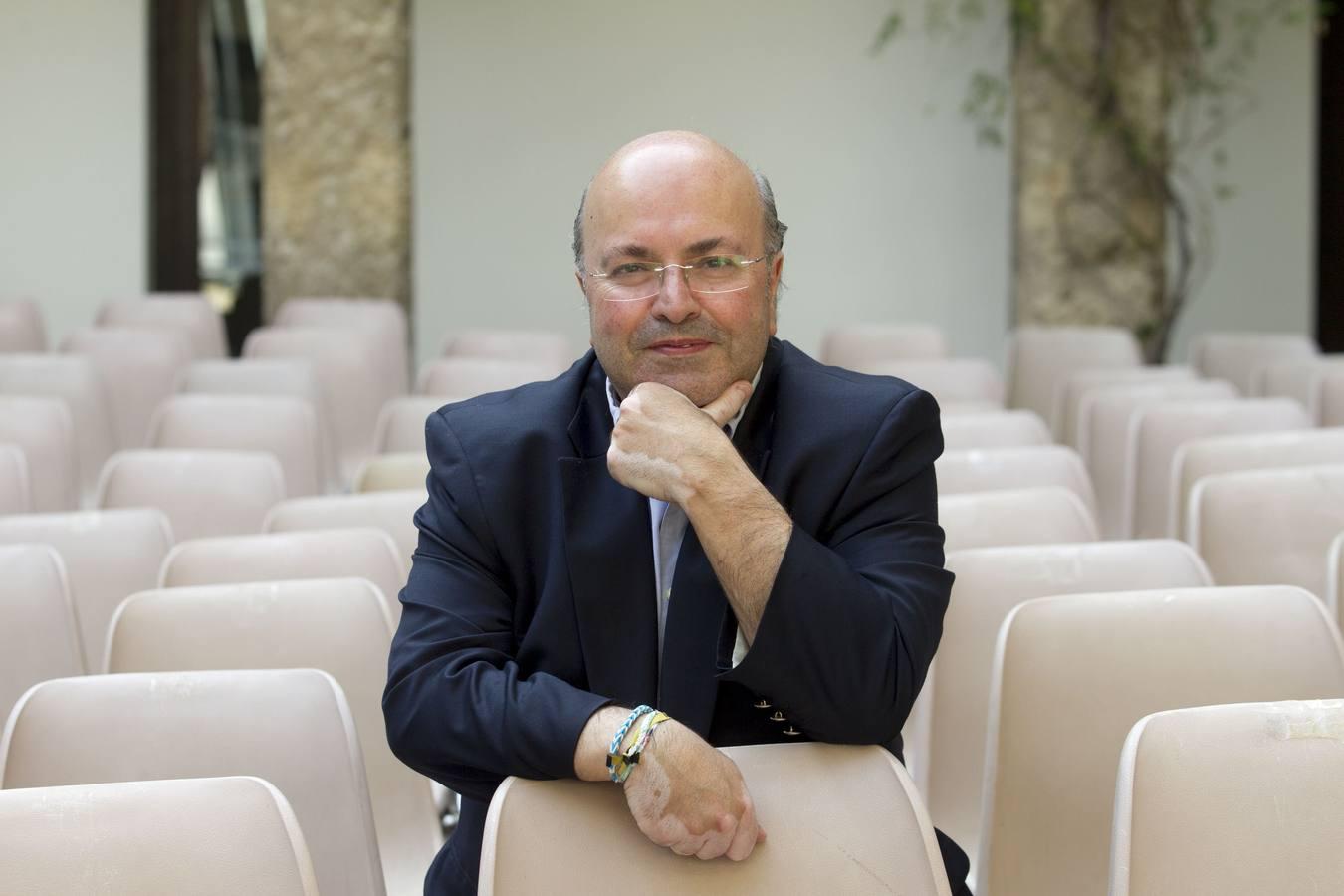 Fallece Diego Martínez, un gran gestor