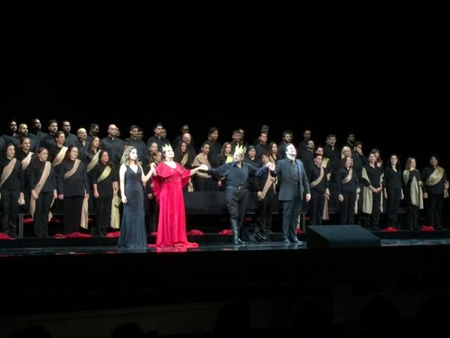 Macbeth: Plácido Domingo, artista por encima de todo