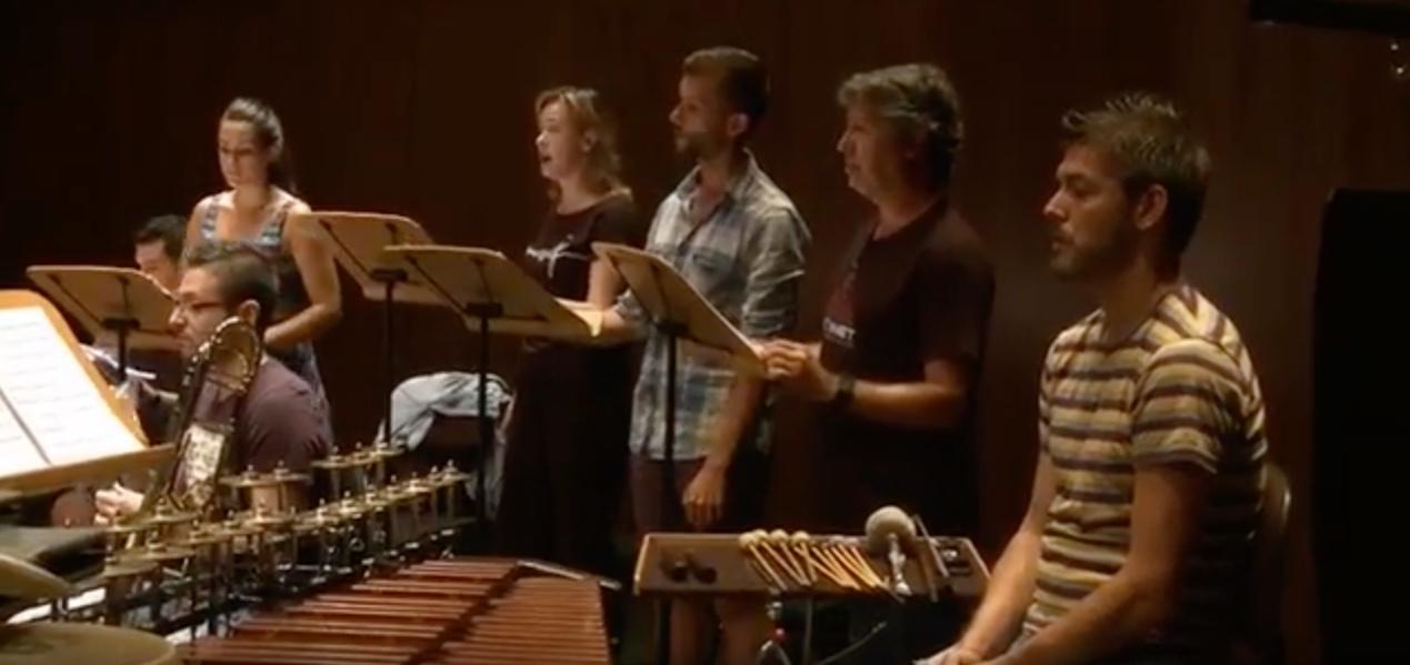 El Escorial: La Fura reinterpreta a Bach