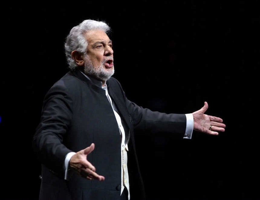 Plácido Domingo: ¿Una superchería?