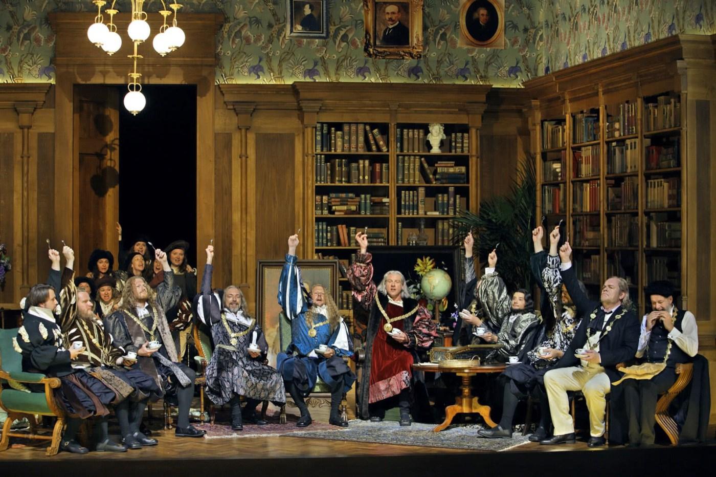 Oberon en Munich: una recuperación afortunada