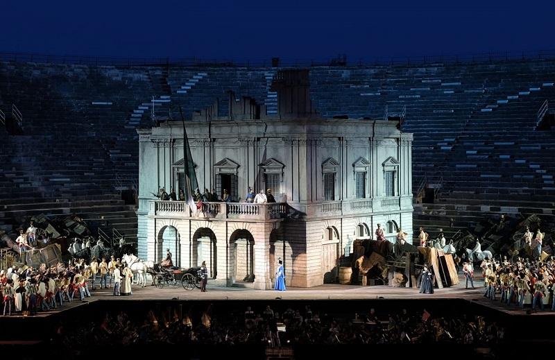 Hoy abre el Festival Puccini en Torre del lago