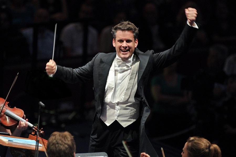 Philippe Jordan, próximo director de la Ópera de Viena