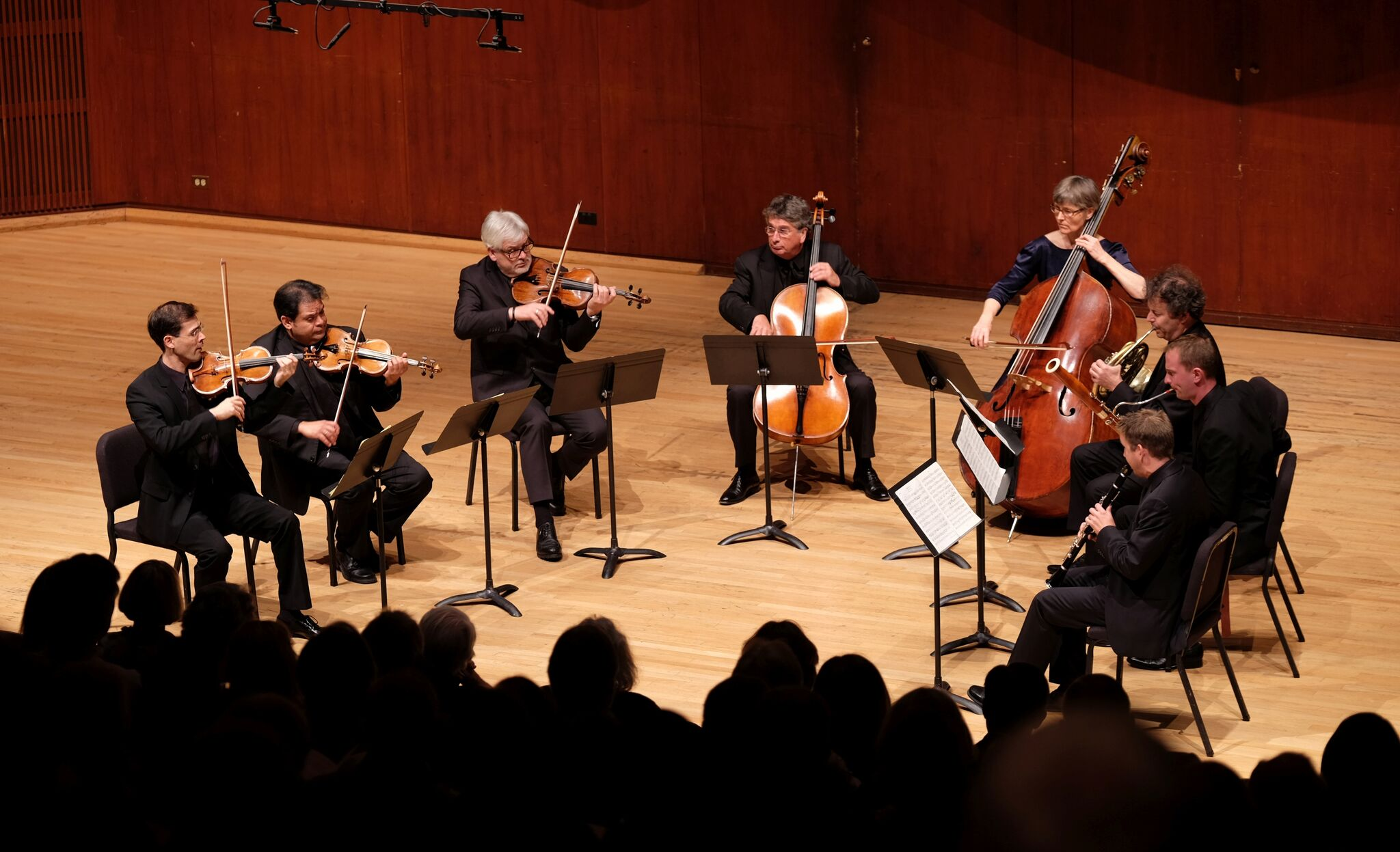 Un Mozart un tanto decepcionante en la Quincena