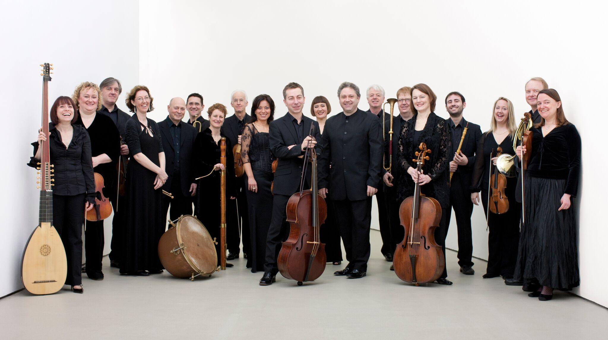 La Academy of Ancient Music en Santander