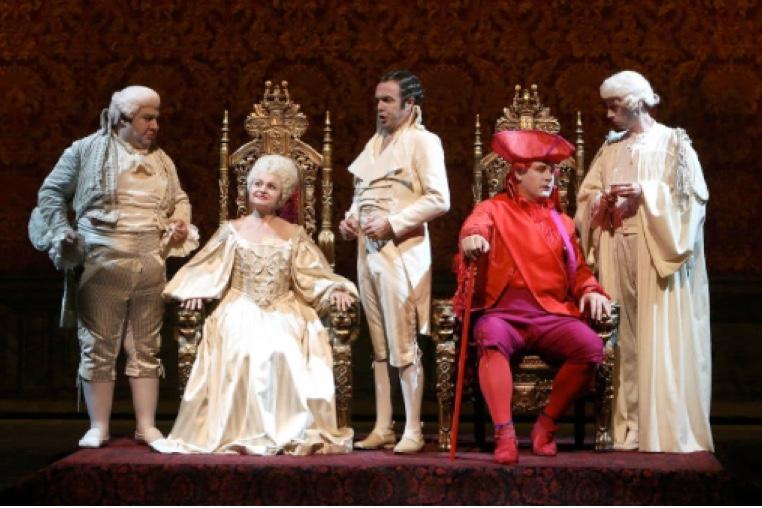 La Ópera de Roma quiere resurgir de las cenizas