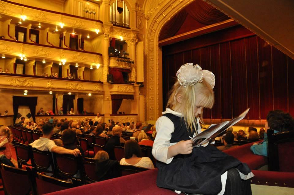 Niños en la ópera: Dales la oportunidad de desear volver al teatro