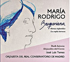 María Rodrigo: Becqueriana. Temes. AC/E.