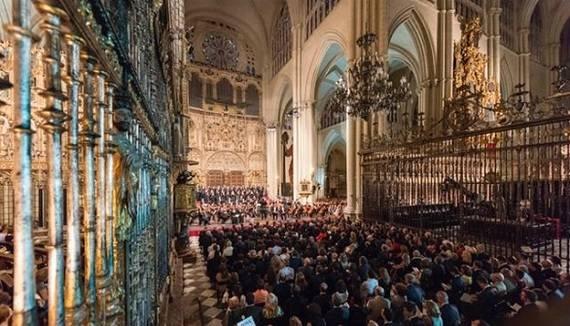 El Real cierra el Festival El Greco de Toledo