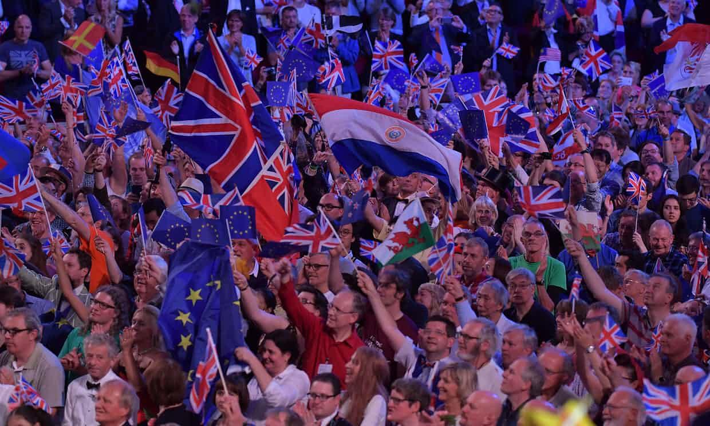 Los Proms contra el Brexit