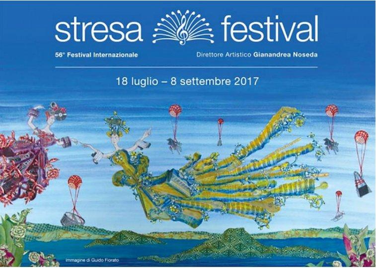 Festival de Stresa, músicas junto al lago