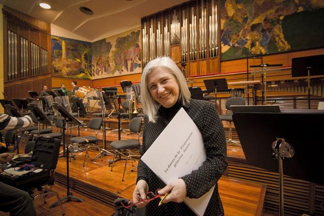 La Fundación Baluarte celebra el 70 aniversario de Teresa Catalán