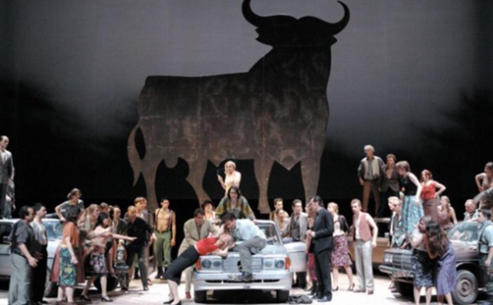 Comentarios previos a la Carmen del Teatro Real