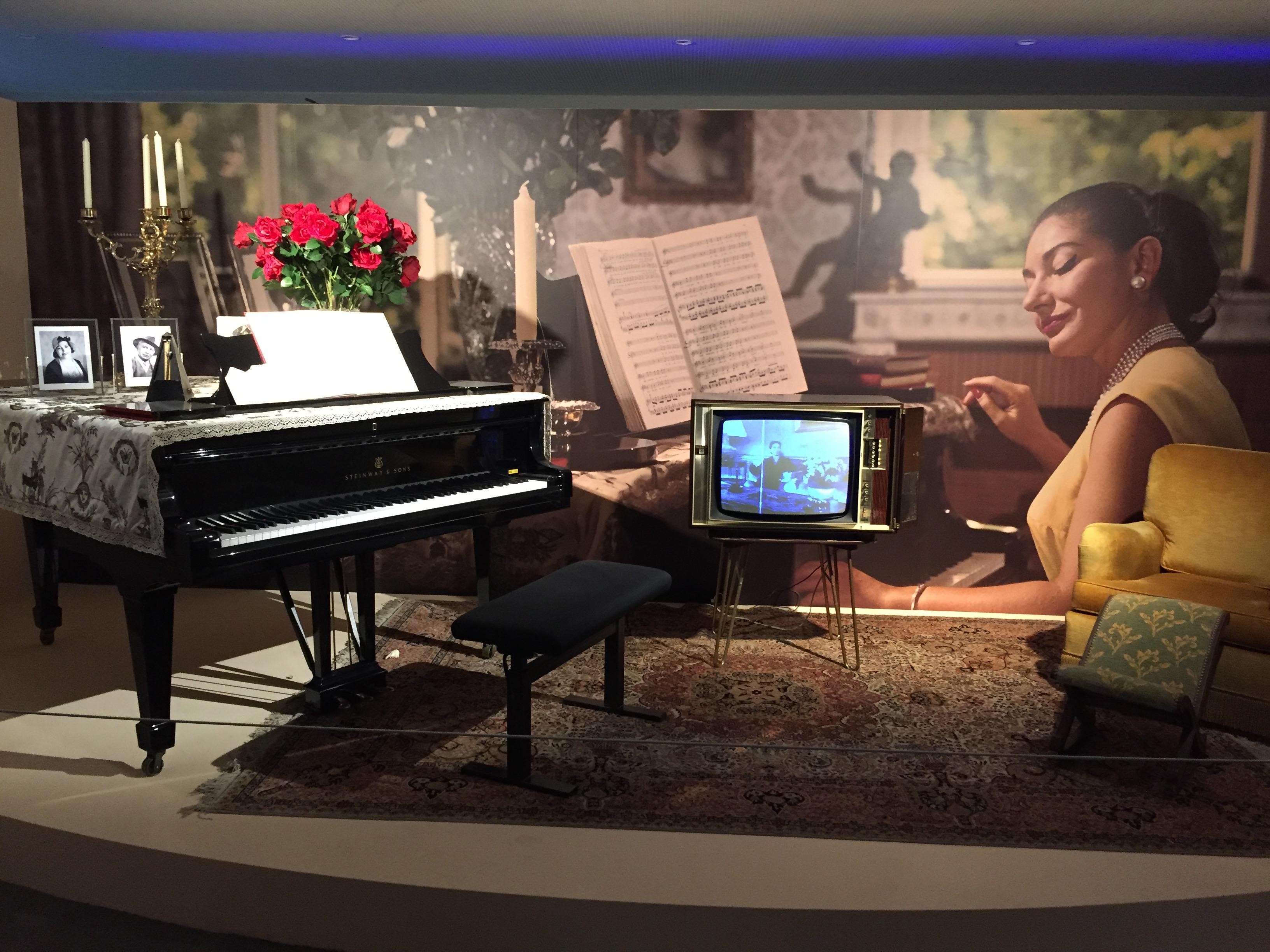 María Callas, la vida en una exposición