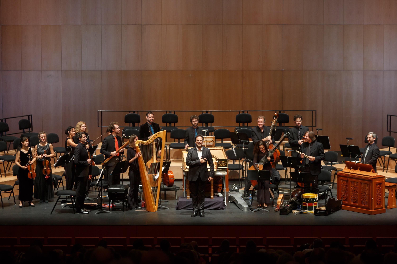 García Alarcón y su estupendo Orfeo de Monteverdi