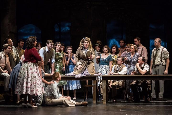 El Requiem de Verdi mañana en el Teatro Real