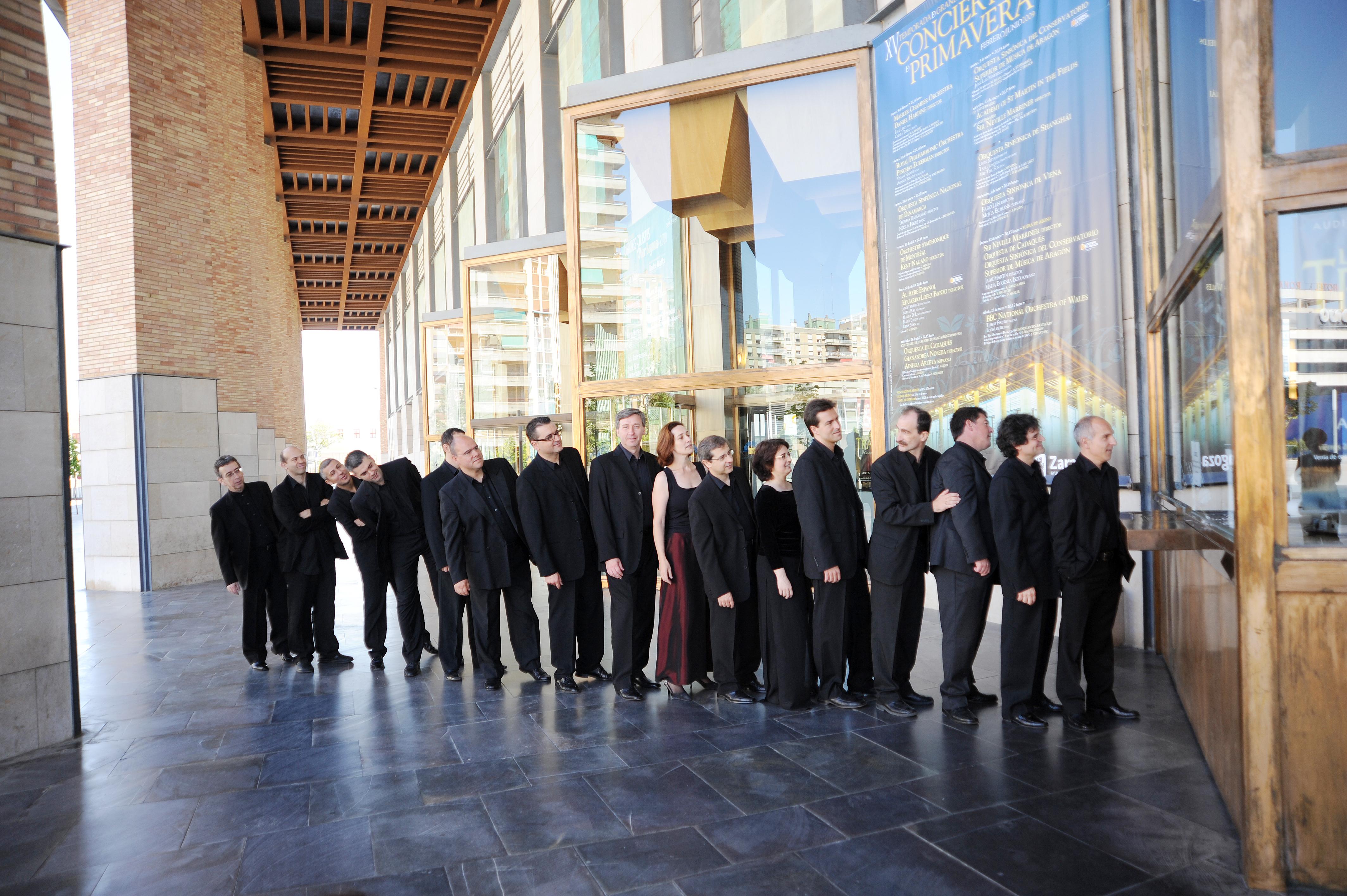 Paseos, arquitectura... y música en La Granja
