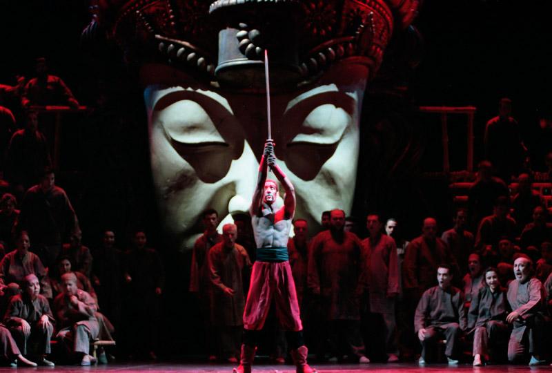 Llega Turandot al Teatro Cervantes de Málaga
