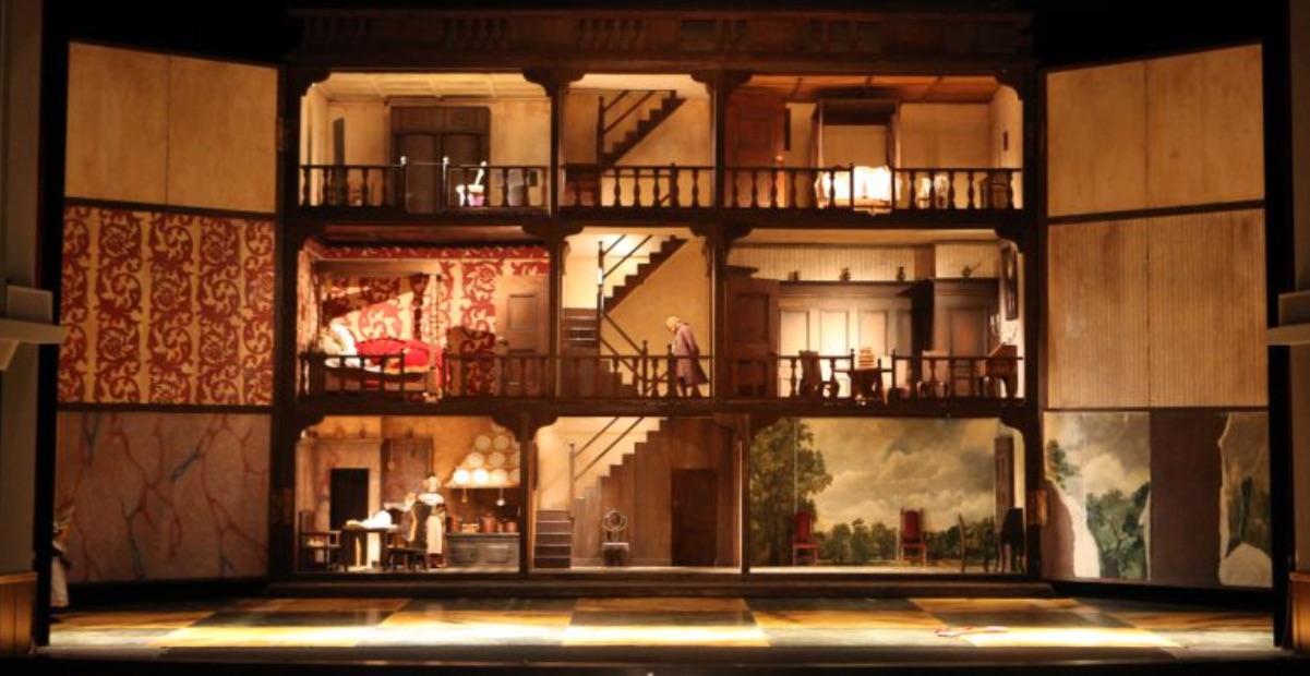 Teatro Real, veinte años