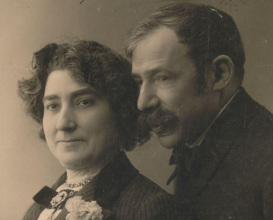 Lina Tur Bonet y Enrico Onofri en el Comercial