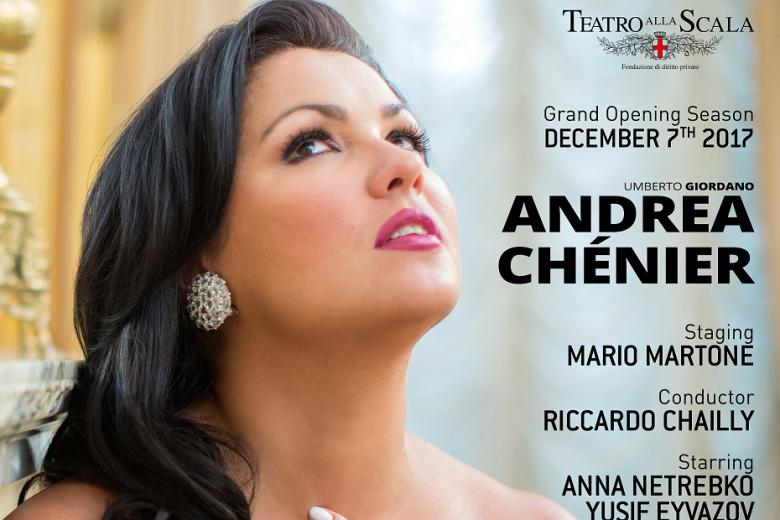 9, Andrea Chenier, 9