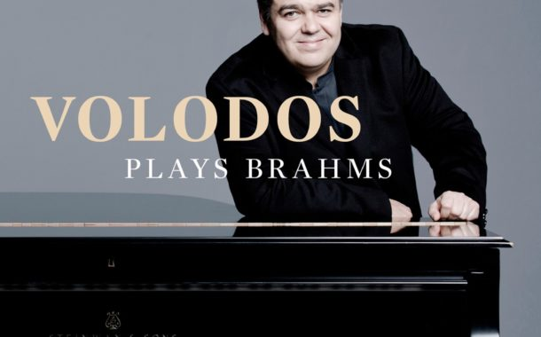 Reseña  cd: Volodos plays Brahms. Sony
