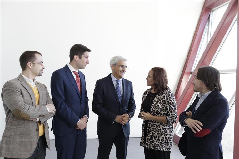 Bernstein inicia su centenario en Andalucía