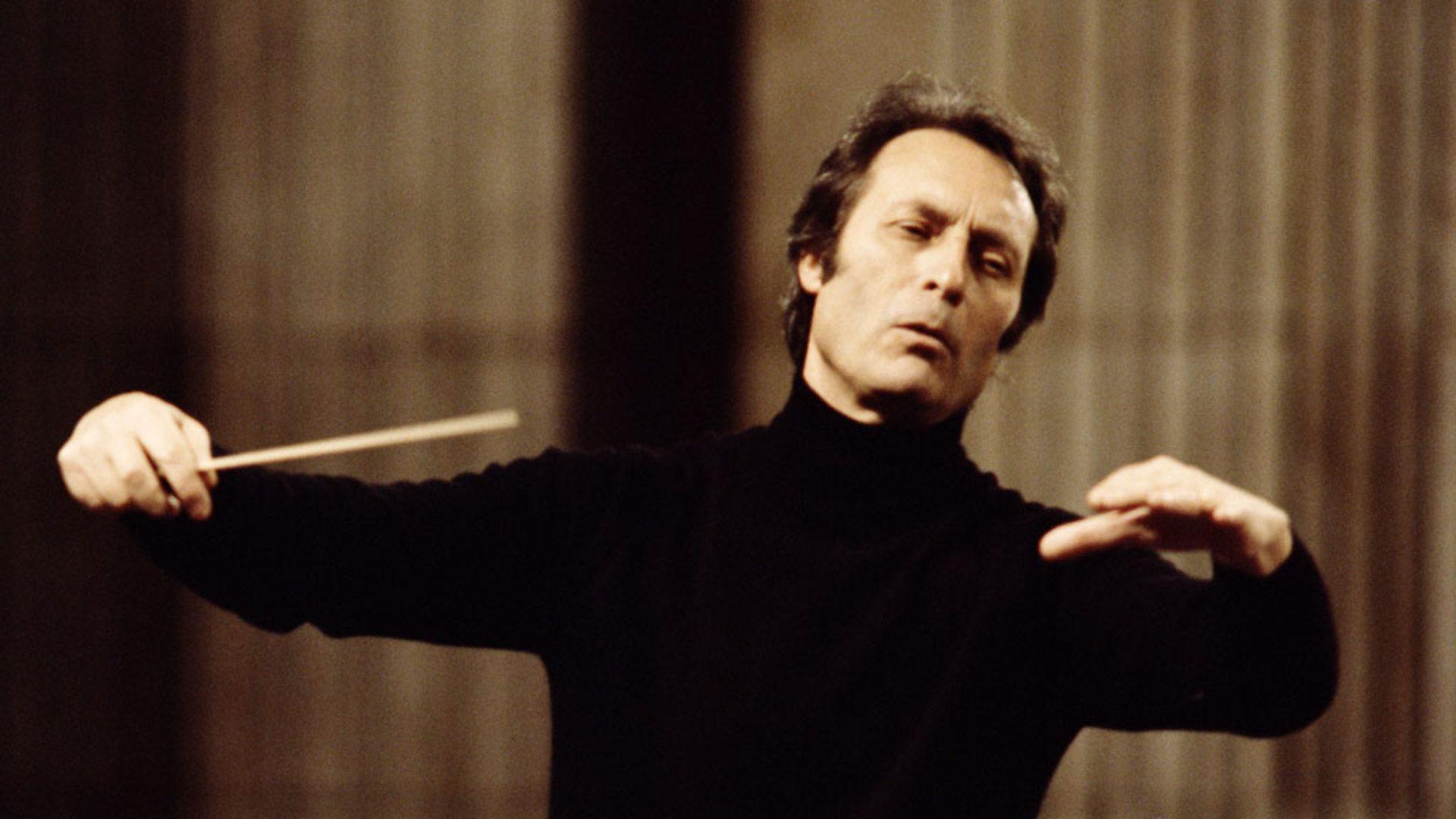 Carlo Maria Giulini: vivir dentro de la orquesta
