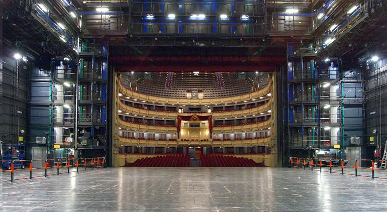 La ópera al descubierto en el Real con Gloriana