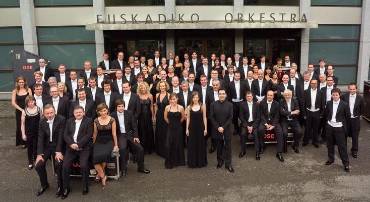 La Orquesta de Euskadi presenta una temporada de ocho conciertos con formación reducida