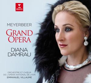 Reseña cd: Meyerbeer, Grand Opera. Diana Damrau