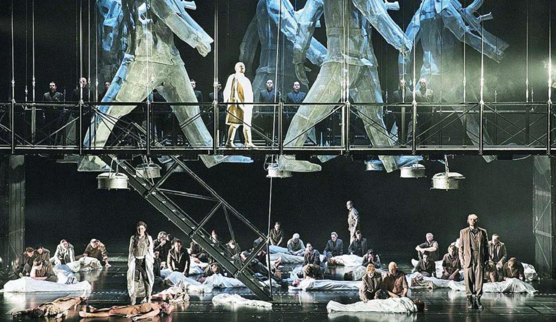 La ópera que emocionó a Puigdemont