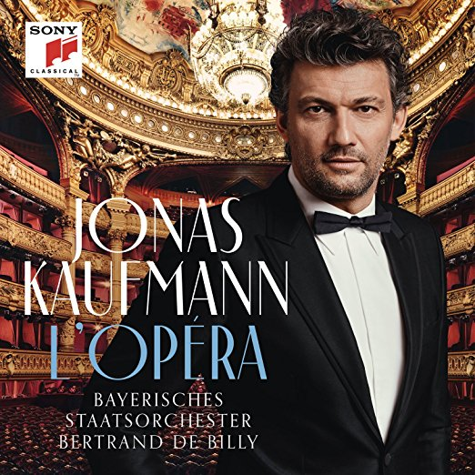 Reseña cd: Kaufmann: L'Opera. Sony