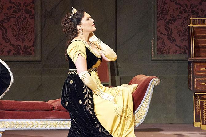 Rigoletto y Tosca abren el 2018 de ROH en cines