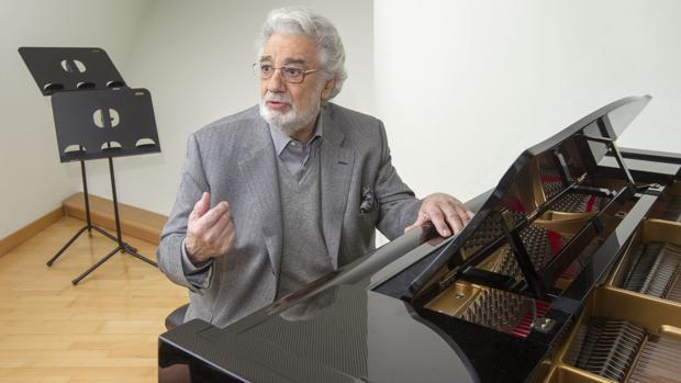 Plácido Domingo dice adiós a Estados Unidos