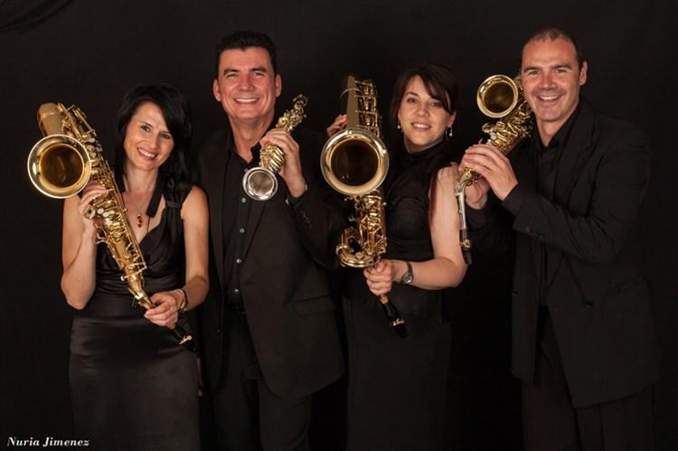 El sábado Sax-Ensemble celebra sus 30 años