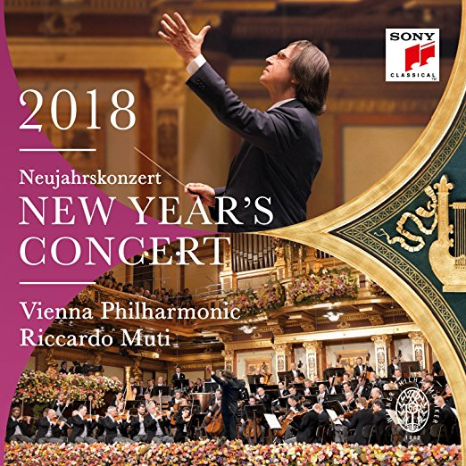 Reseña cd: Concierto Año Nuevo 2018. Muti. Sony