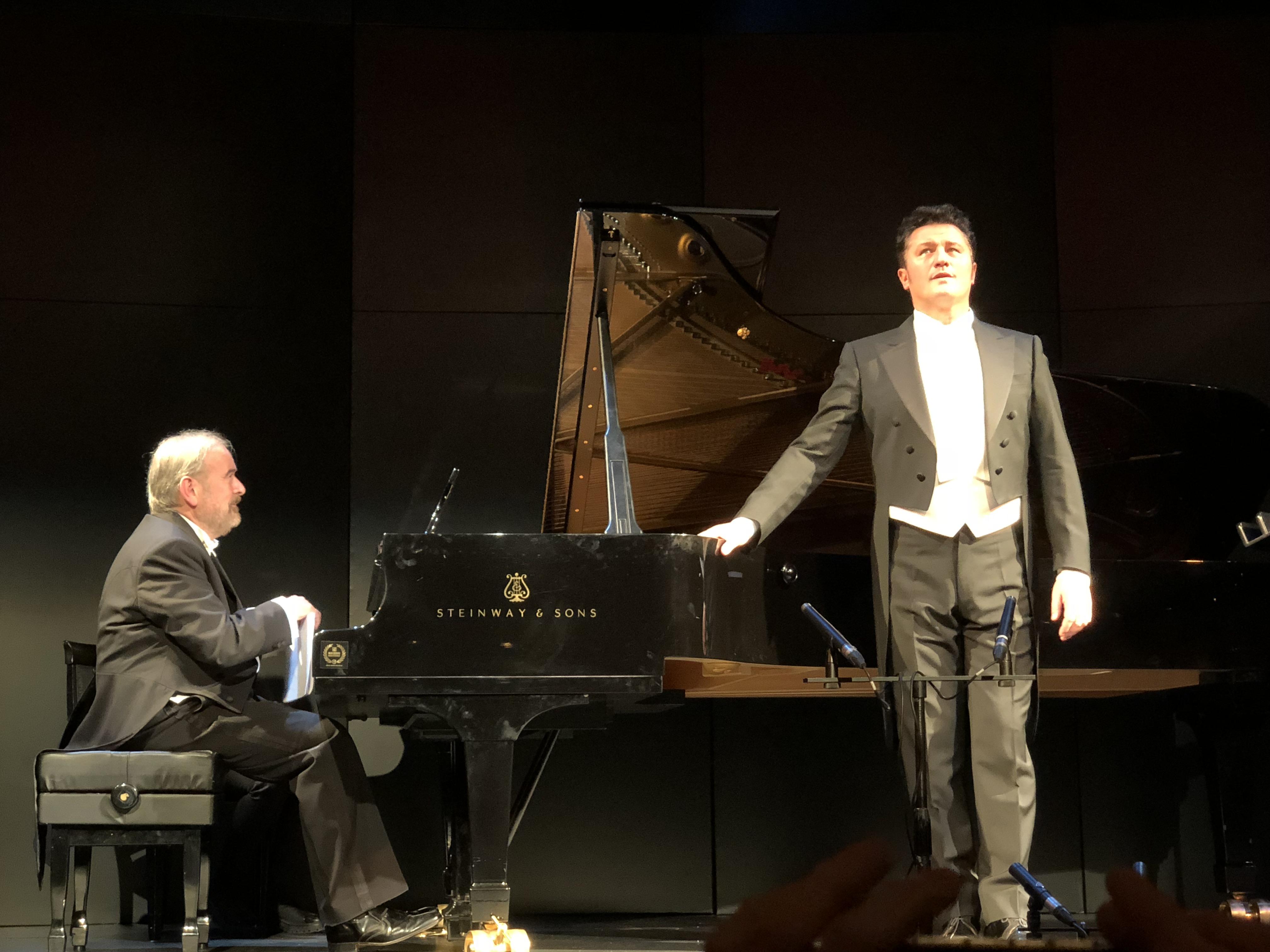 Los clásicos rusos llegan al Auditorio Nacional