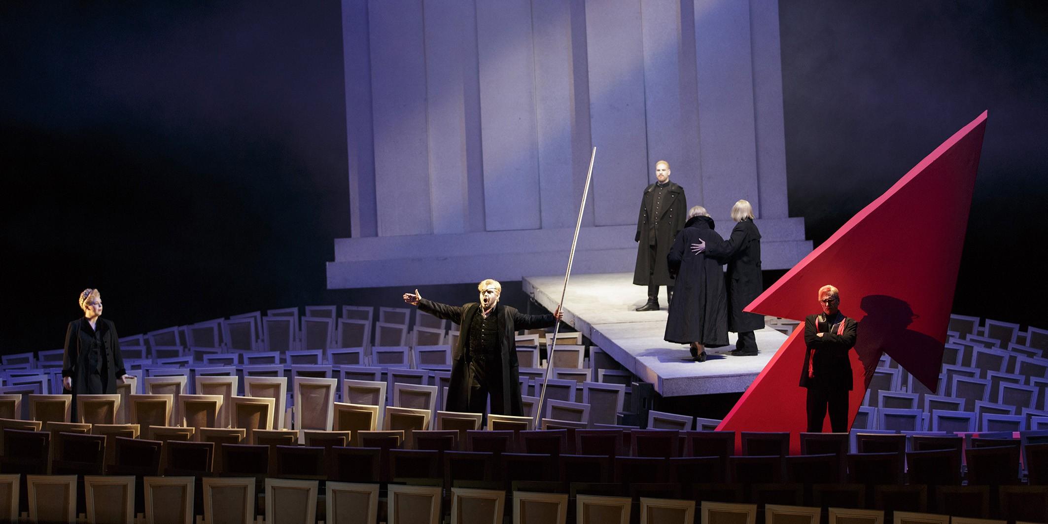 Thielemann comienza con un brillante Rheingold