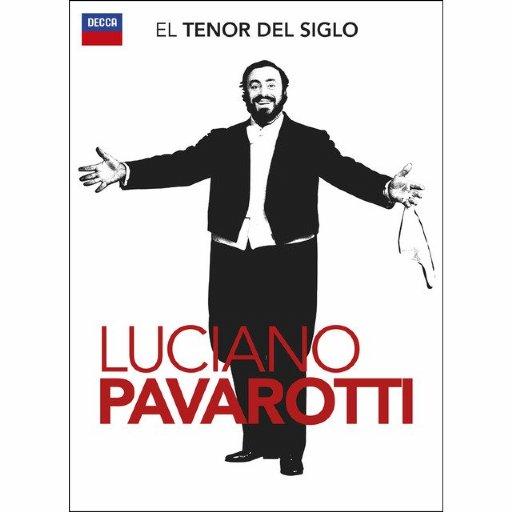 Reseña CD: Pavarotti, el tenor del siglo. Decca