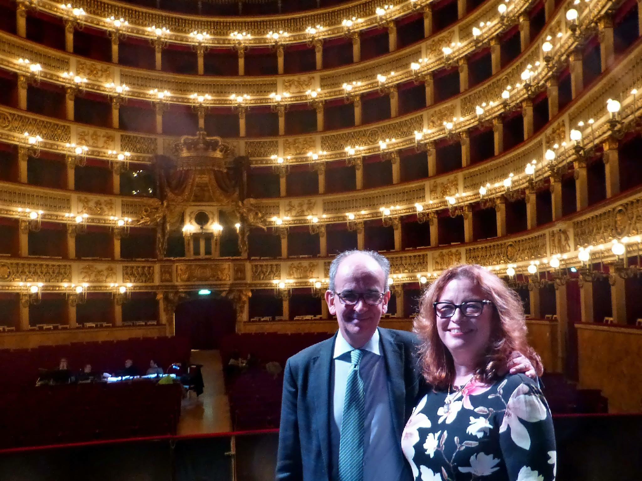 Kraus y el San Carlo de Nápoles juntos de nuevo