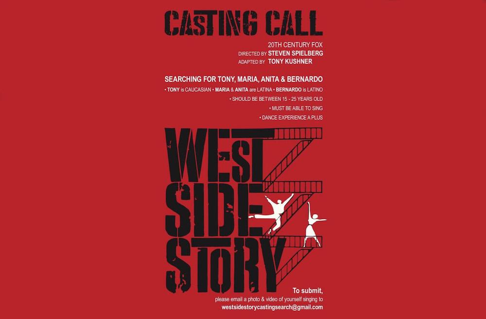 Vuelve West side story con Steven Spielberg