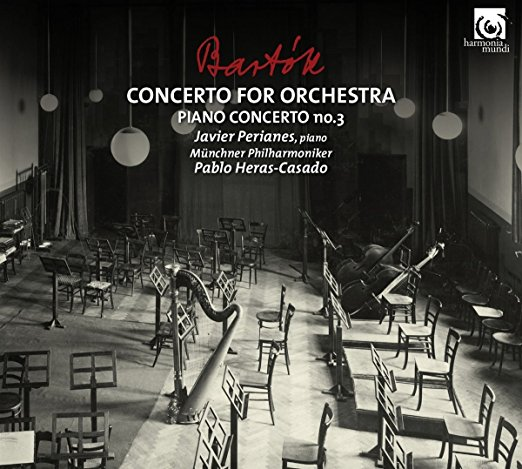 Reseña de CD: Bartok. Perianes, Heras-Casado, Filarmónica de Munich. Harmonia Mundi