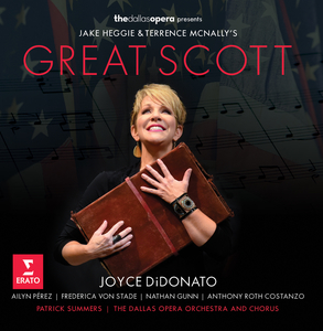Reseña cd: Great Scott con DiDonato
